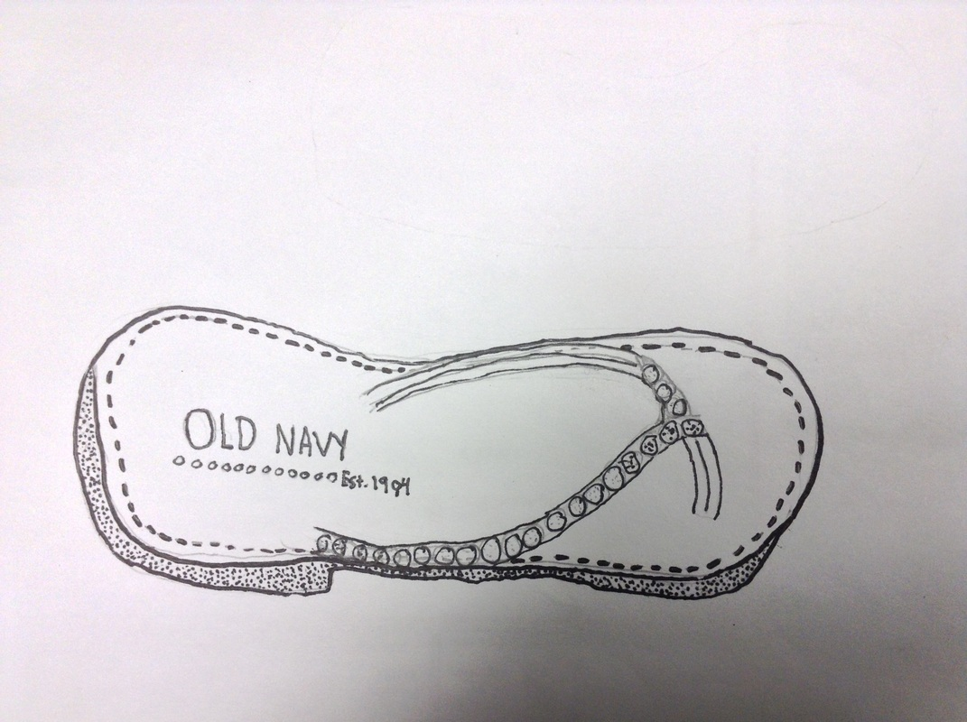 Line Art Shoes : Fifth grade line drawings of shoes plymouthartist teacher
